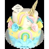 Торта Еднорог 3