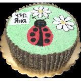 Торта Калинка 1