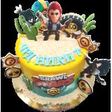 Торта Брол Старс
