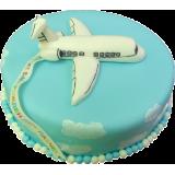 """Торта """"Самолет"""""""