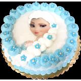 """Торта """"Елза""""2"""