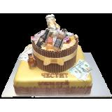 Торта Алкохол 1