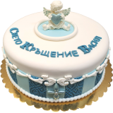 Торта Кръщене 10