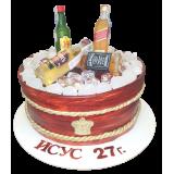 Торта Алкохол